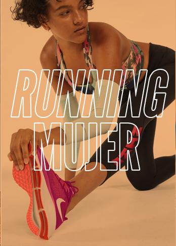 calzado running mujer